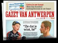 Gazet van Antwerpen voor iPad