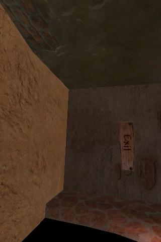 Screenshot 3-D Maze