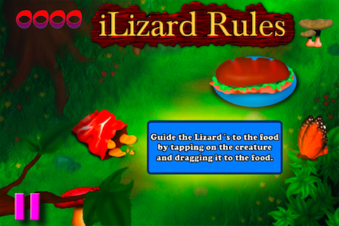Screenshot iLizard