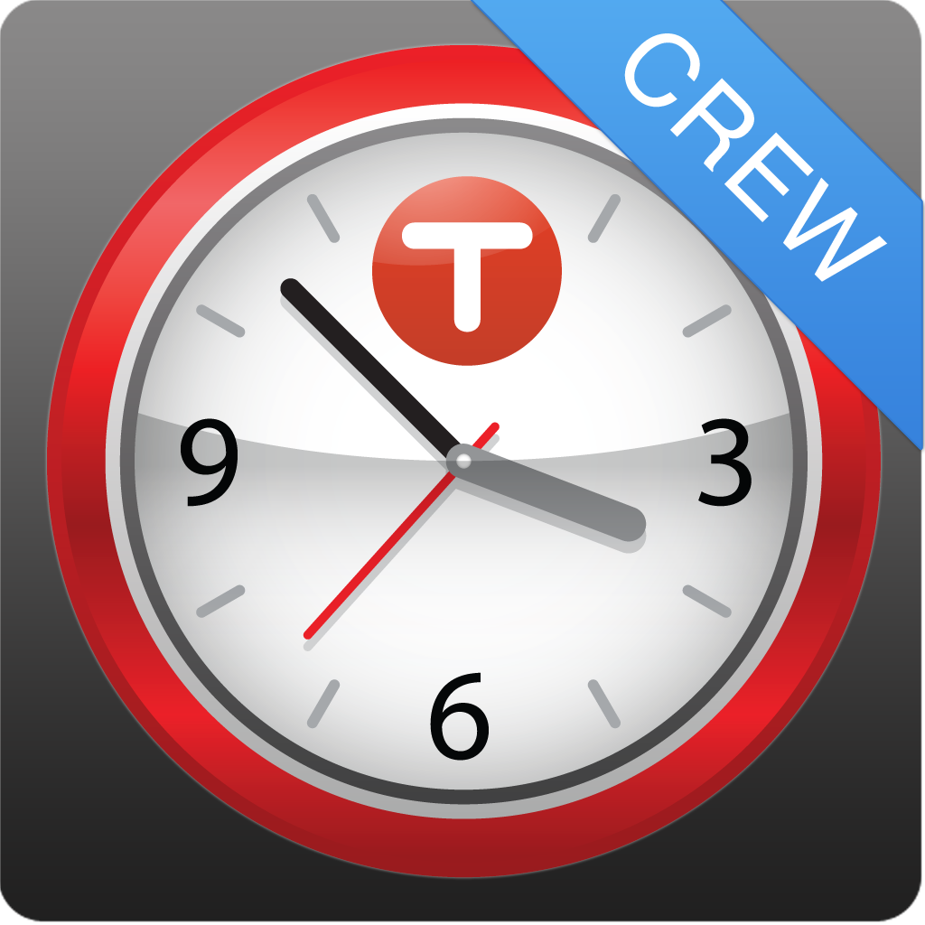 crew time tracker by tsheets free iphone ipad app market
